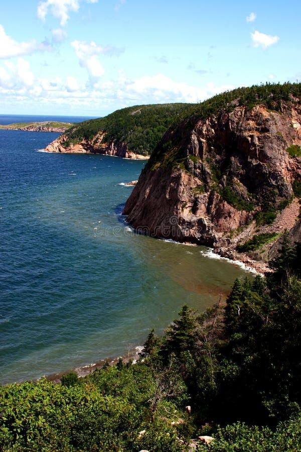 Download Cape Breton Coastline stock photo. Image of shores, cliff - 1278686