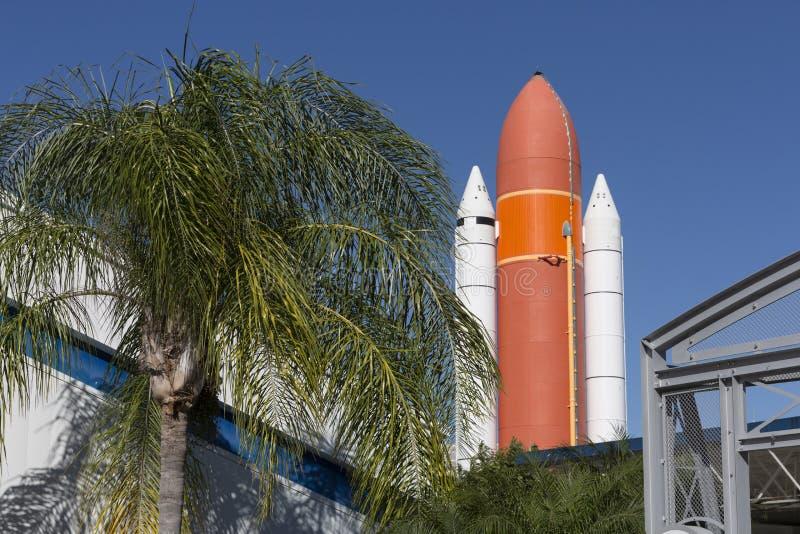 Cape Canaveral,佛罗里达 库存图片