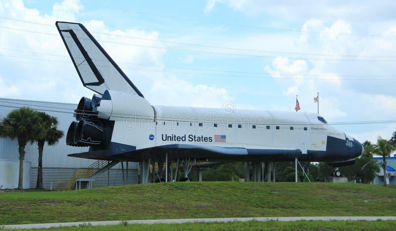Cape Canaveral - anslutningen arkivbilder