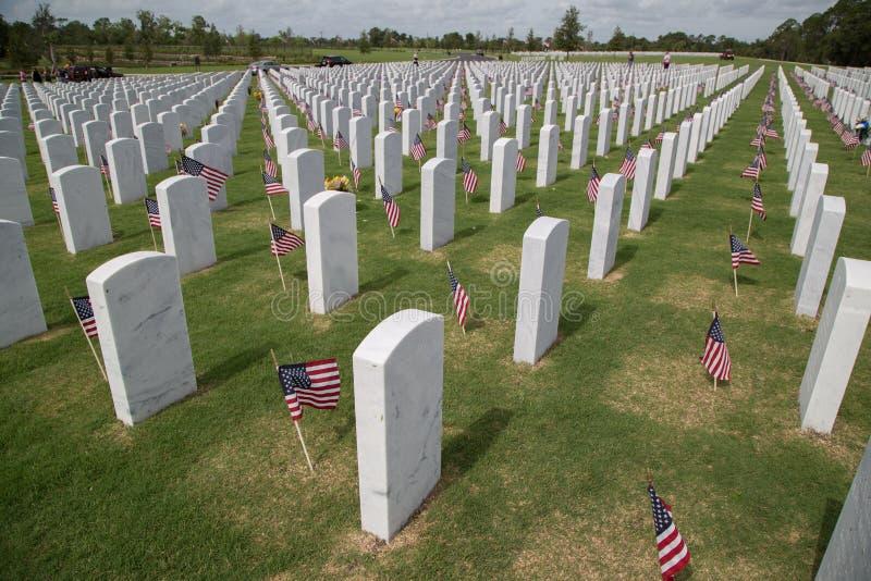 Cape Canaveral Cemetery stock photos