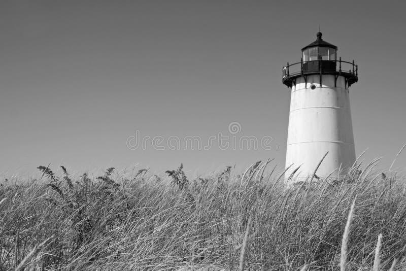 Cape Cod lighthouse royalty free stock photos