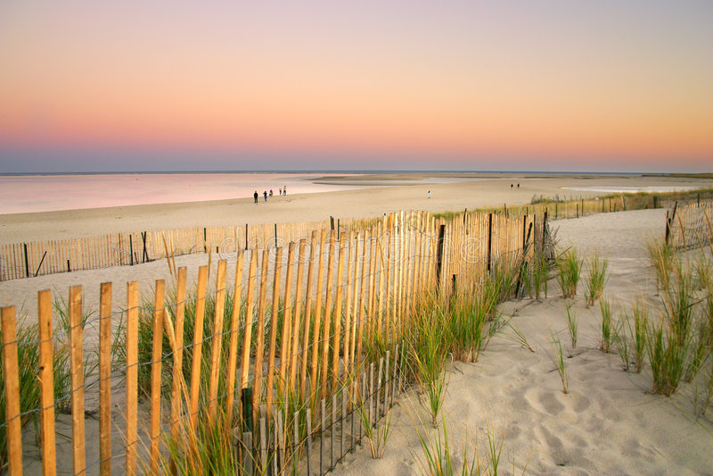 Cape Cod, Massachusetts, USA lizenzfreie stockbilder