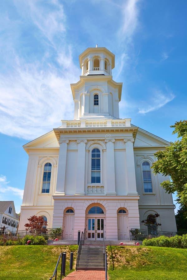 Cape Cod Provincetown Massachusetts de V.S. stock afbeeldingen