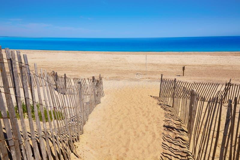 Cape Cod Sandy Neck Beach Massachusetts de V.S. stock foto