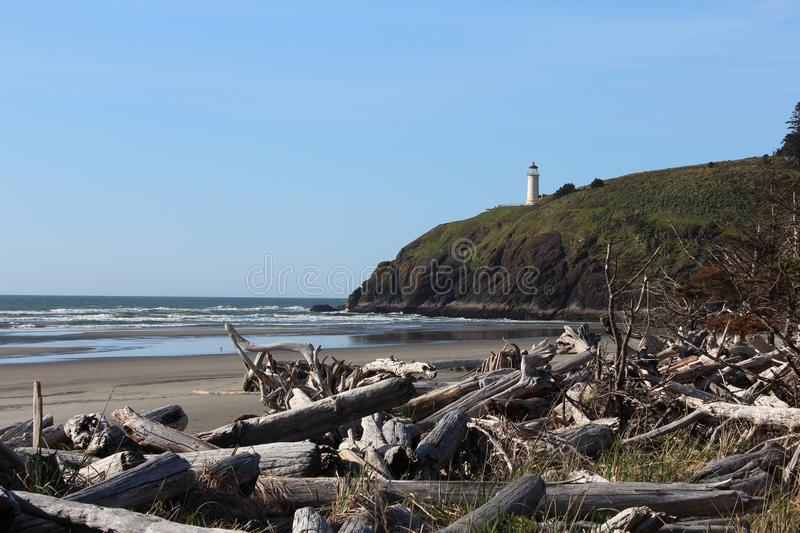 Download Cape Disappointment Lighthouse Royalty Free Stock Photography - Image: 30673567