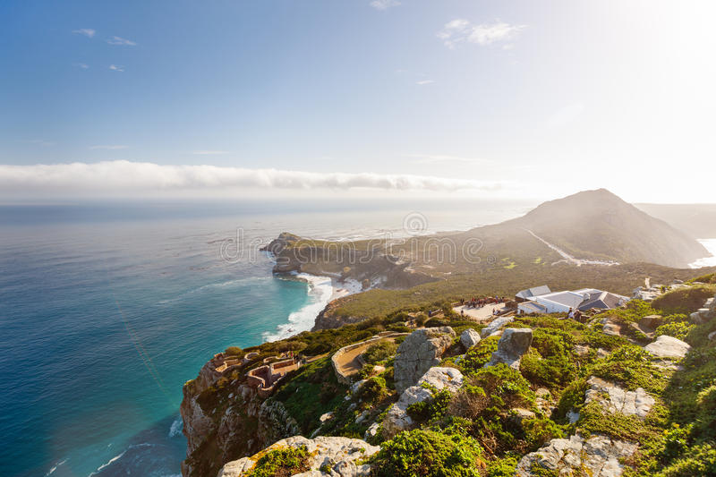 Cape of Good Hope in South Africa stock photos