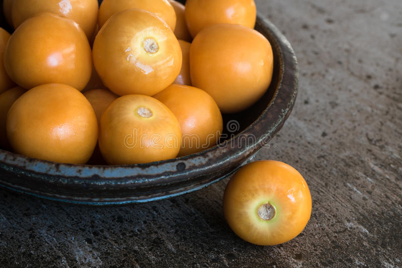 Cape Gooseberries royalty free stock photography