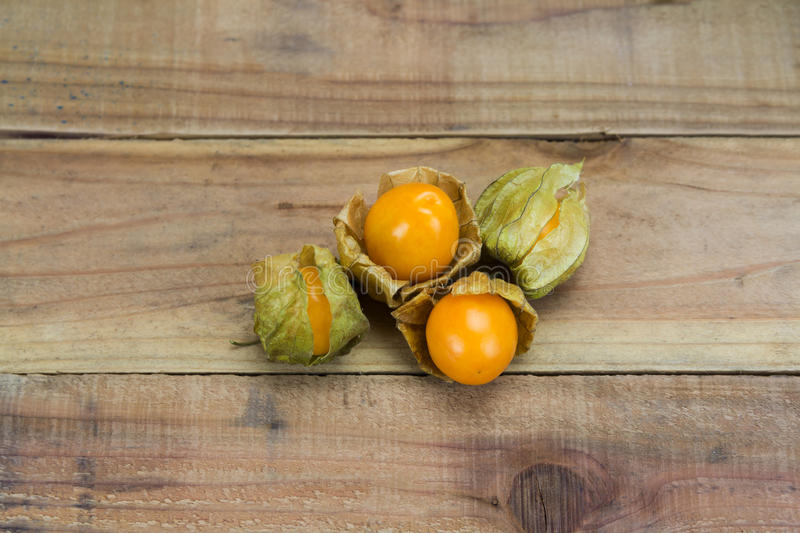 Cape gooseberry royalty free stock photo