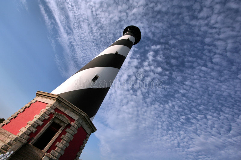 Download Cape Hatteras Light stock photo. Image of carolina, cape - 9253364