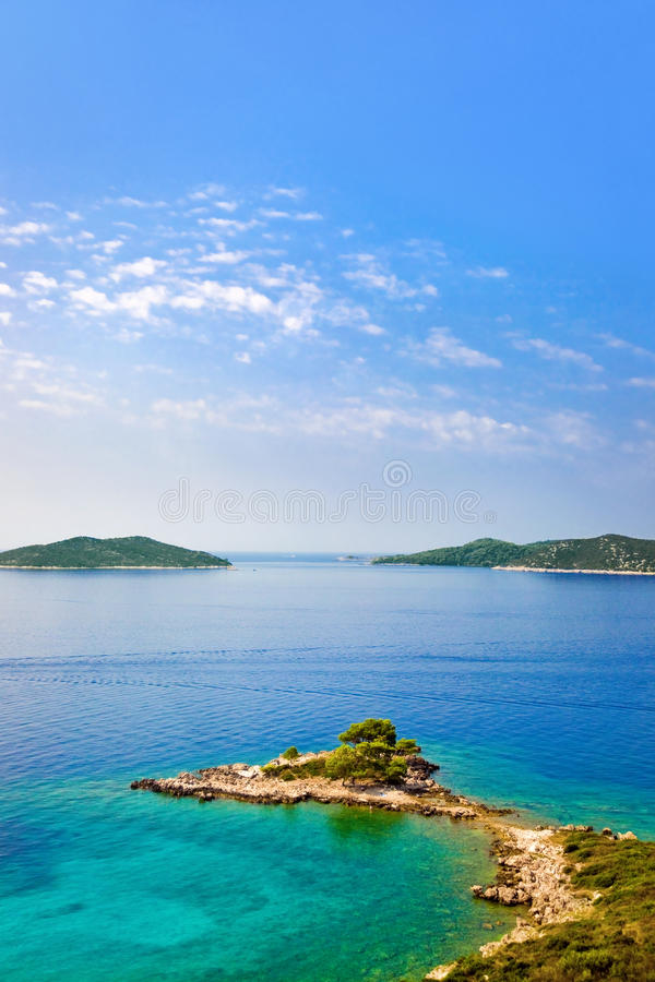 Download Cape And Islands In Croatia Stock Image - Image: 10837637