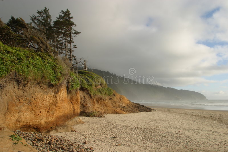 Cape Lookout royalty free stock photos