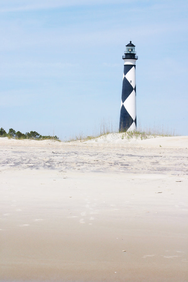 Cape Lookout royalty free stock images