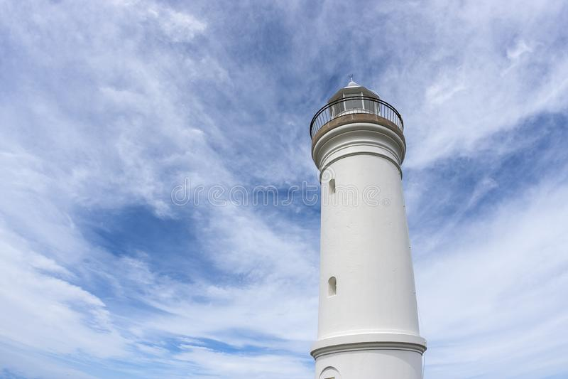 Cape Otway Lighthouse, Great Ocean Road, Australia royalty free stock images