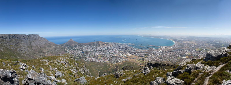 Cape Peninsula Royalty Free Stock Images