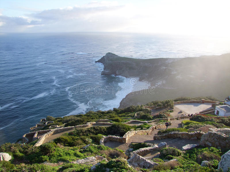 Cape Point / Cape of Good Hope, Cape Town royalty free stock photography