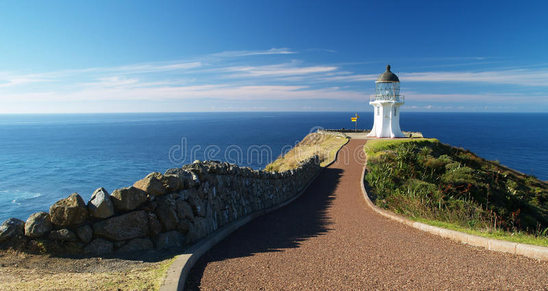 Cape Reinga royalty free stock photo
