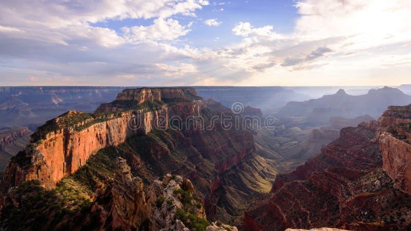 Cape Royal in Grand Canyon North Rim royalty free stock photos