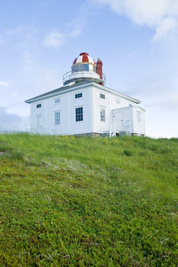 Cape Spear Lighthouse Newfoundland stock images