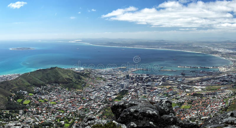 Cape Town royalty-vrije stock fotografie