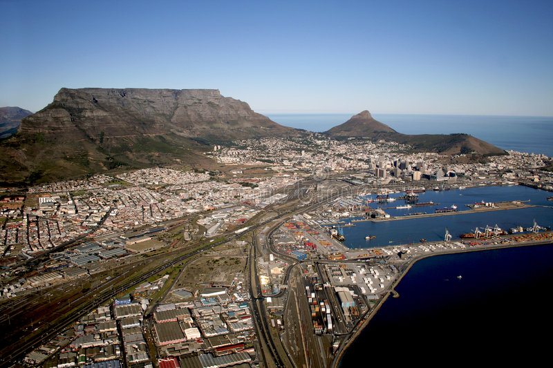 Download Cape Town stock image. Image of cape, waterfront, africa - 4987553
