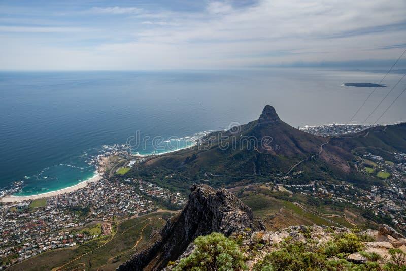 Cape Town, cabo ocidental, ?frica do Sul imagens de stock