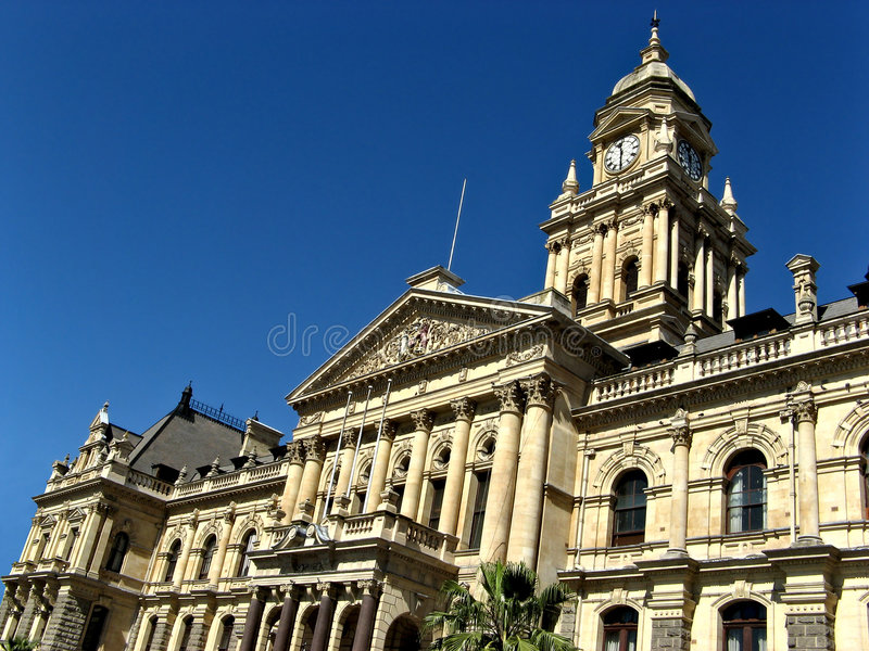 Cape Town city hall 2