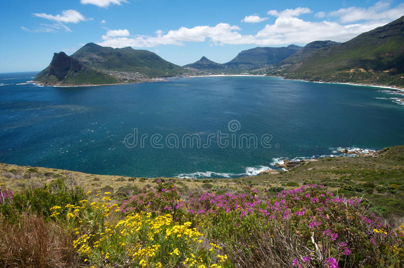 Cape Town Coastal Springtime royalty free stock images