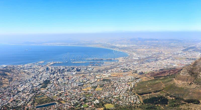 Cape Town de desatención imágenes de archivo libres de regalías