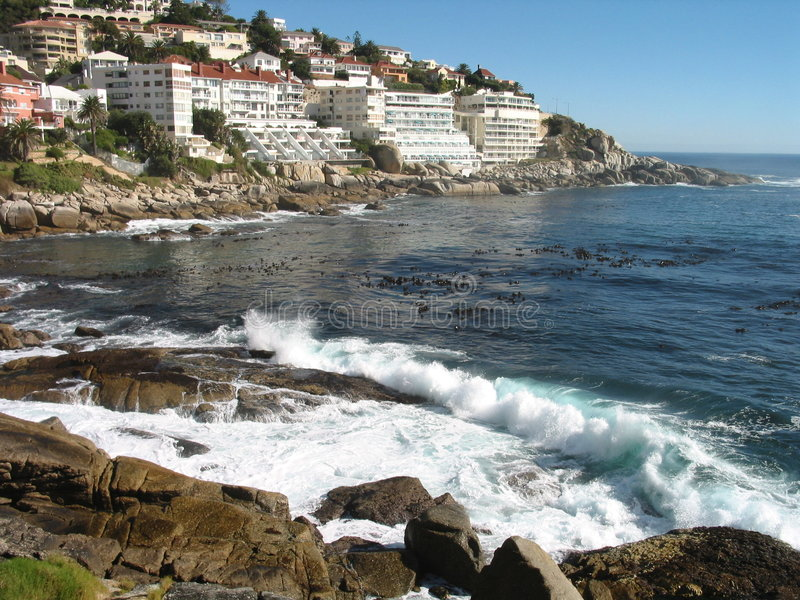 Download Cape Town By The Sea Royalty Free Stock Image - Image: 141826