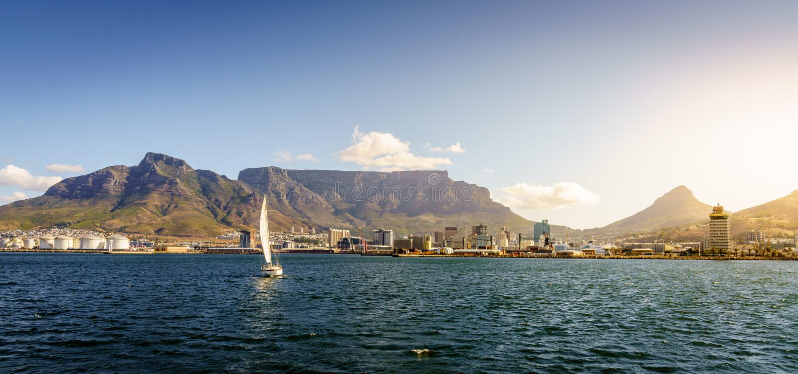 Cape Town, South Africa stock images