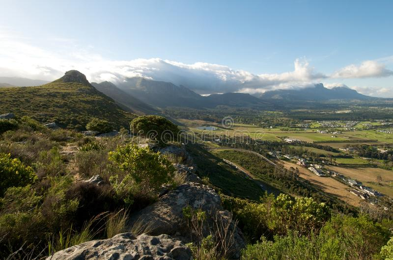 Download Cape Town Southern Suburbs stock photo. Image of southern - 11583922