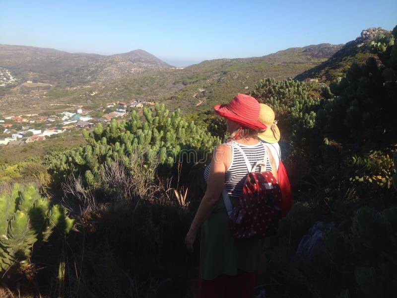 Cape Town-Wege stockbild