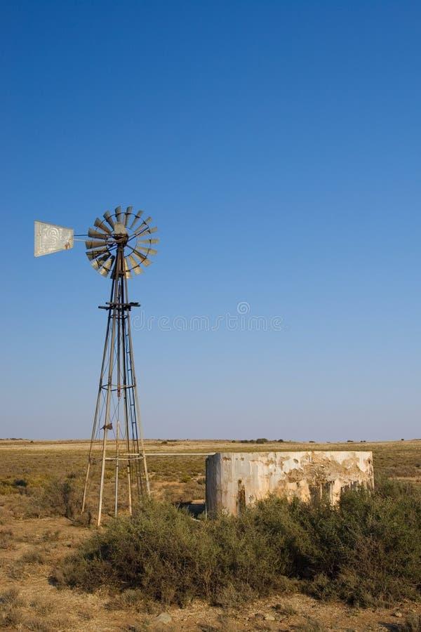 Download Cape windpump #1 stock photo. Image of africa, waterless - 192314