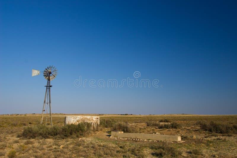 Cape windpump #3 stock photography