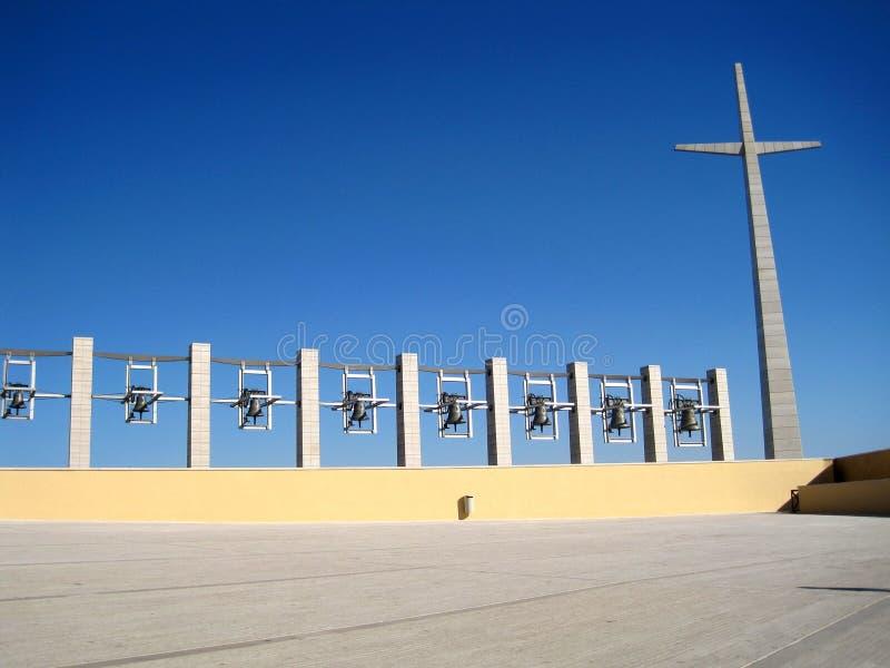 Capelão Pio de Bels foto de stock royalty free