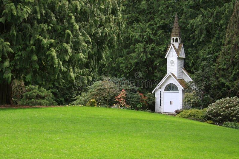 A capela imagem de stock
