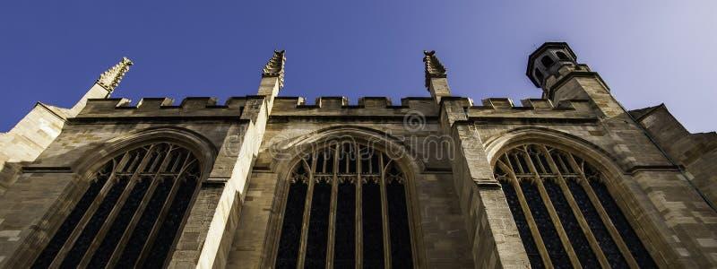 Capela da faculdade de Eton imagens de stock royalty free