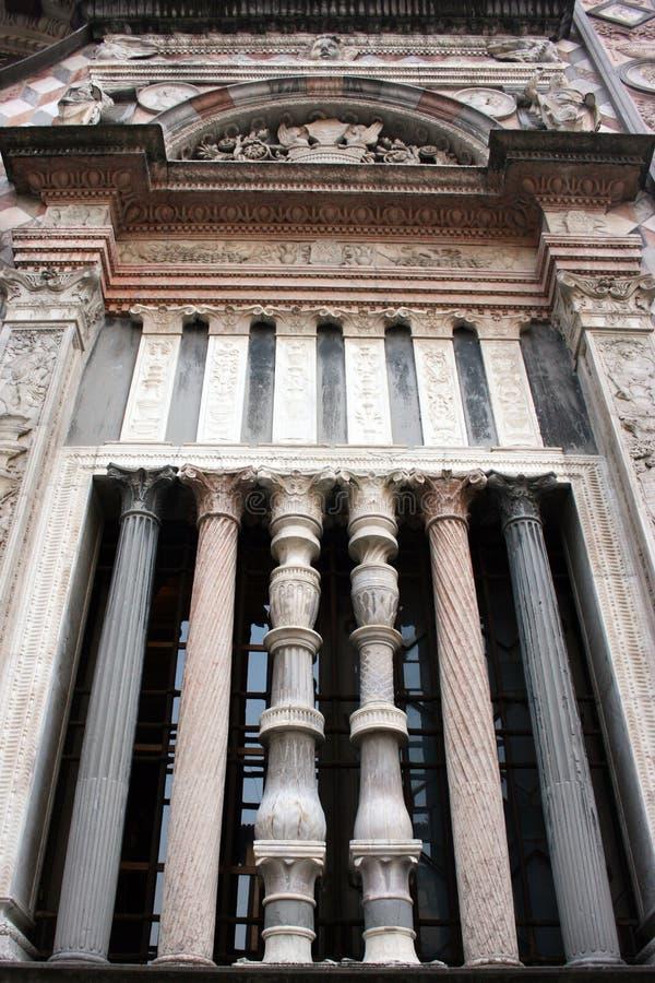 A capela de Colleoni fotografia de stock royalty free
