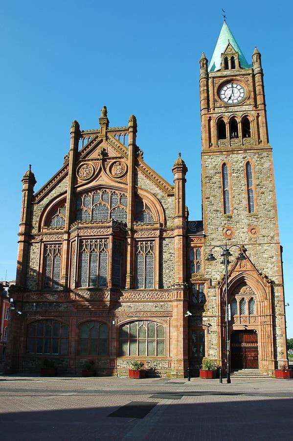 Capela de Derry imagens de stock royalty free