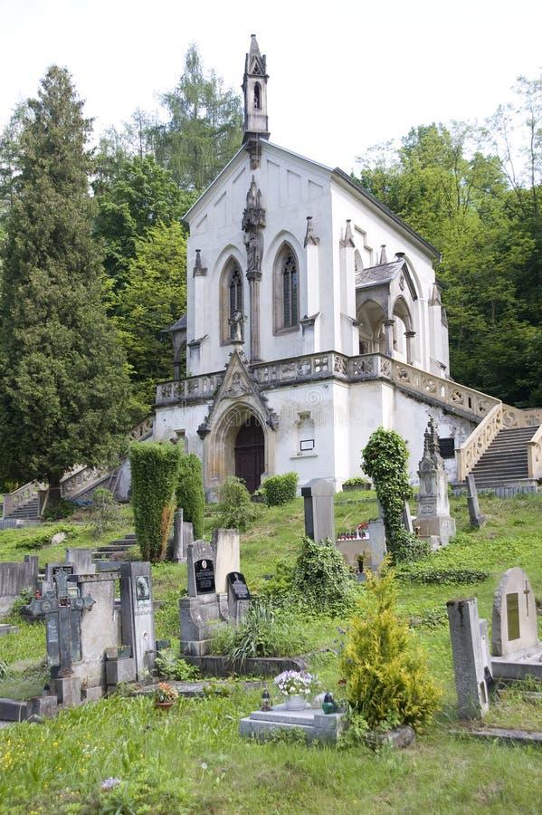 Capela de Saint Maxmilian fotografia de stock royalty free
