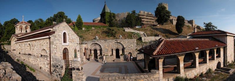 Capela do St. Petka imagem de stock