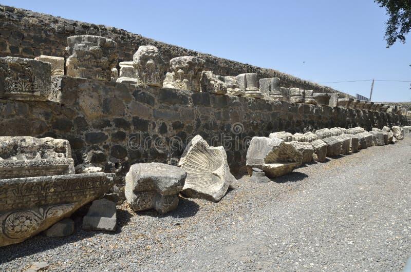 Capernaum immagine stock