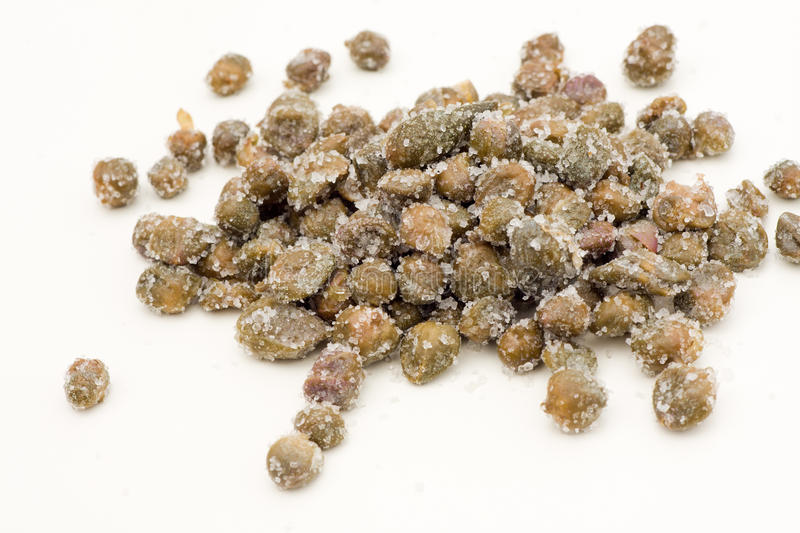Download Capers Under Salt Royalty Free Stock Photo - Image: 19875115
