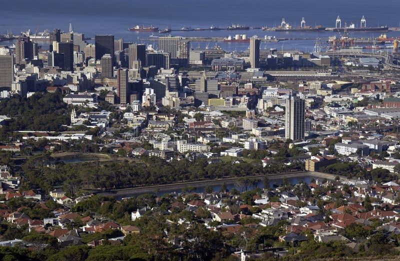 Capetown - África do Sul imagem de stock