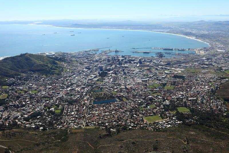 Capetown África do Sul imagem de stock royalty free