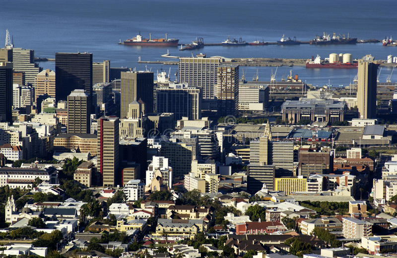 Download Capetown - South Africa stock photo. Image of south, central - 31364930