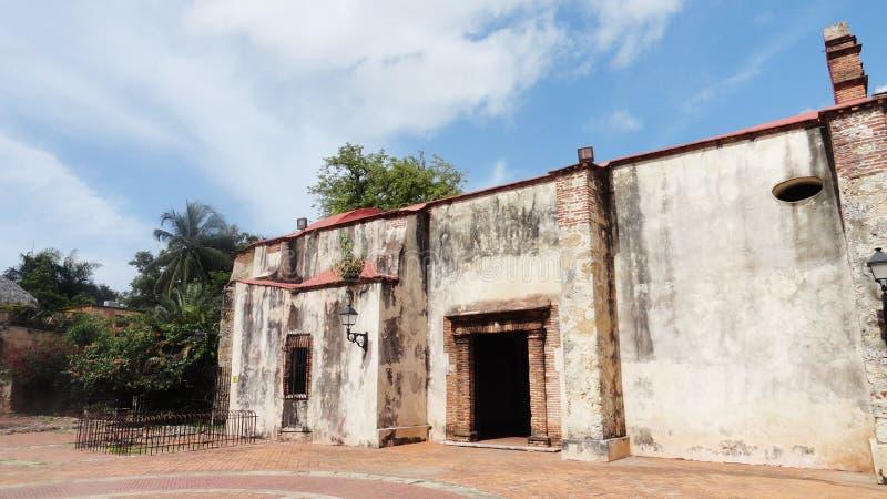 Capilla Υ Convento de Los Dominicos στοκ φωτογραφία με δικαίωμα ελεύθερης χρήσης