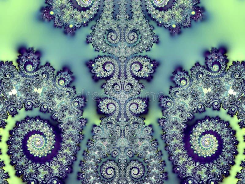 Capilla al espiral libre illustration