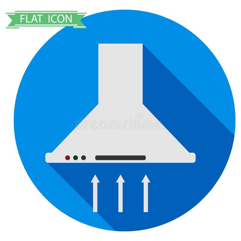 Capilla de la cocina ilustración del vector