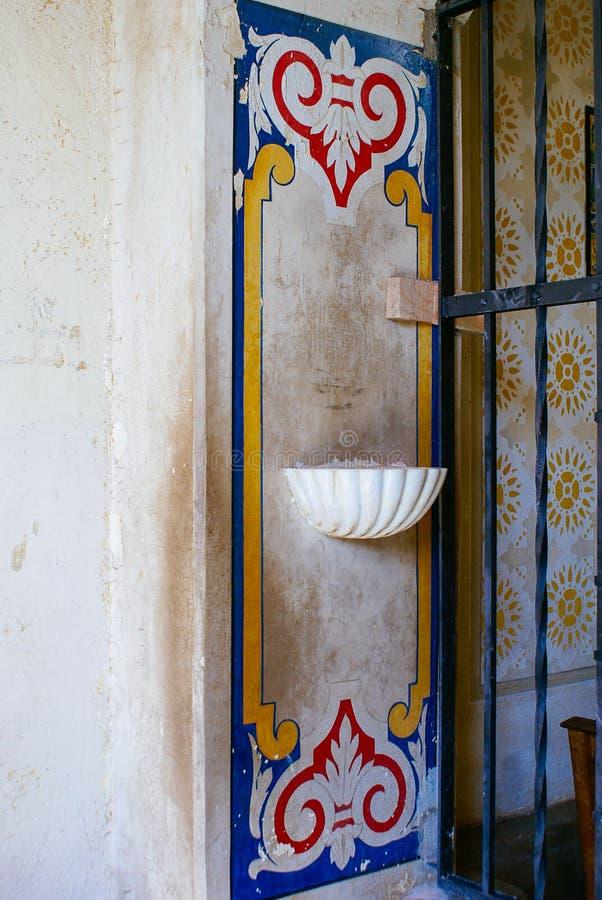 Capilla de la Gruta in Alta Gracia lizenzfreie stockbilder